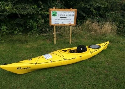 Hereford Kayak Canoe | River Wye Canoe Hire